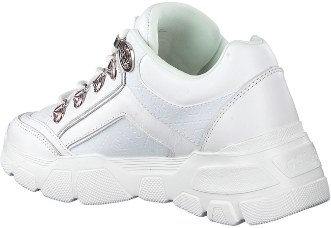 Witte GUESS Sneakers SIKE3  - large