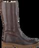 Bruine HIP Lange laarzen H2149  - small