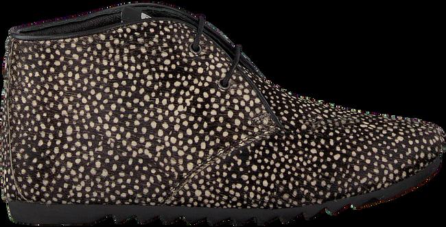Zwarte MARUTI Veterschoenen GINNY  - large