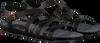 Zwarte FRED DE LA BRETONIERE Sandalen 170010028 - small