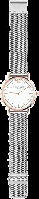 Zilveren MY JEWELLERY Horloge MEDIUM BICOLOR WATCH - large