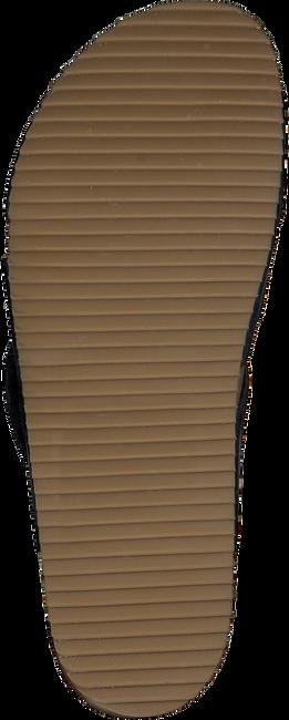 Zwarte MJUS Slippers 463003 - large