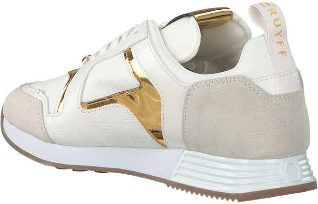 Witte CRUYFF Lage sneakers LUSSO - large