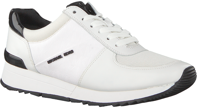 4d3df22b880 Witte MICHAEL KORS Sneakers ALLIE TRAINER. MICHAEL KORS. Previous