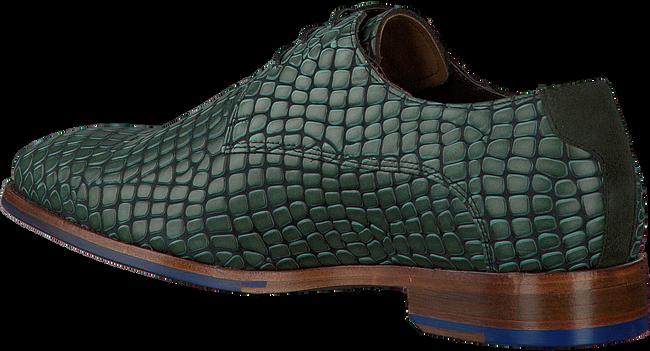 Groene FLORIS VAN BOMMEL Nette schoenen 18043  - large