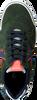 Groene MUNICH Lage sneakers G3 LACE  - small