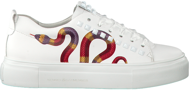 Witte KENNEL & SCHMENGER Sneakers 21040  - large