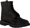 Zwarte TIMBERLAND Veterboots 6 IN BASIC BOOT NONCONTRAST  - small