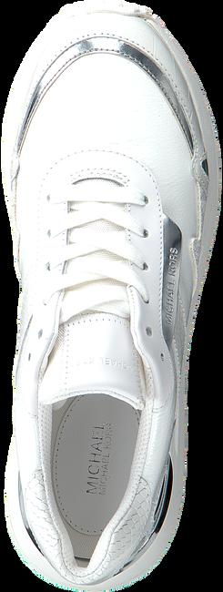 Witte MICHAEL KORS Lage sneakers MONROE TRAINER  - large