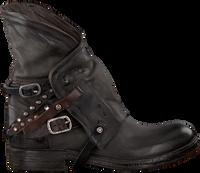 Grijze A.S.98 Biker boots 207235  - medium