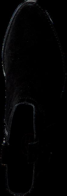 Zwarte ASH Enkellaarsjes JANE  - large