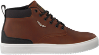 Cognac PME Hoge sneakers LEXING-T - medium