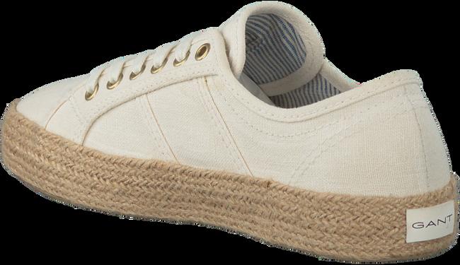 Witte GANT Sneakers ZOE  - large