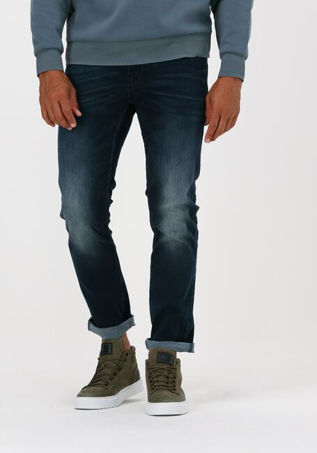 Donkerblauwe PME LEGEND Straight leg jeans PME LEGEND NIGHTFLIGHT JEANS L - large