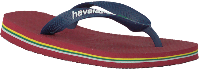 Rode HAVAIANAS Slippers BRASIL LOGO KIDS  - large