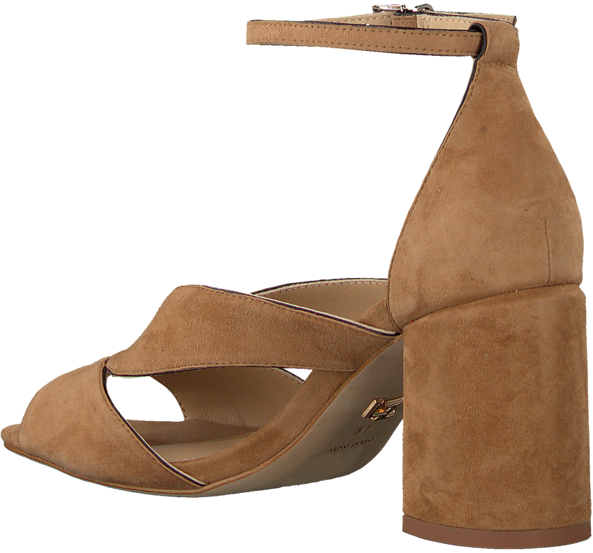 Camel LOLA CRUZ Sandalen 185Z10BK - larger