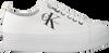Witte CALVIN KLEIN Sneakers ZOLAH - small