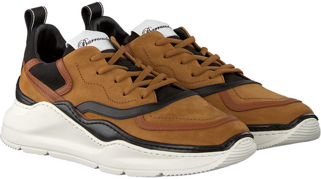 Cognac BARRACUDA Sneakers BU3242  - large