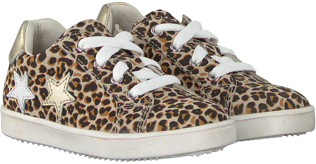 Beige TON & TON Lage sneakers OM120142  - large