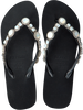Zwarte UZURII Slippers PEARL MARILYN MH - small
