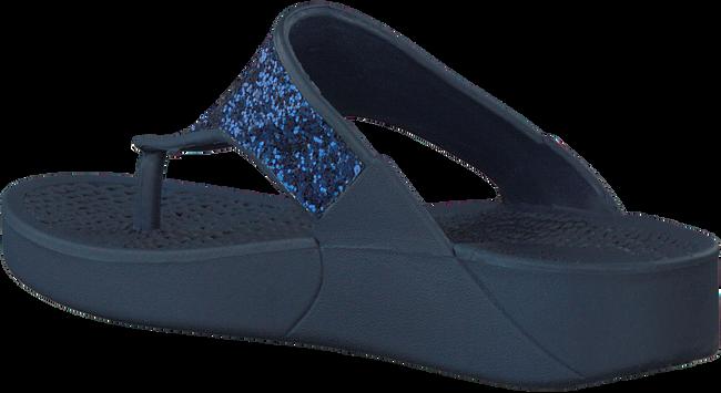 Blauwe ILSE JACOBSEN Slippers CHERRY  - large
