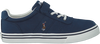 Blauwe POLO RALPH LAUREN Veterschoenen HANFORD EZ  - small