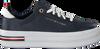 Blauwe TOMMY HILFIGER Lage sneakers MODERN FLATFORM  - small