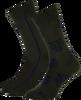 Groene MARCMARCS Sokken ERIC COTTON 2-PACK - small