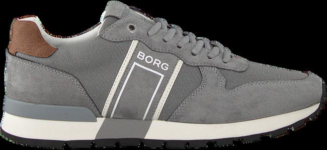 Grijze BJORN BORG Lage sneakers R610 CVS M  - large