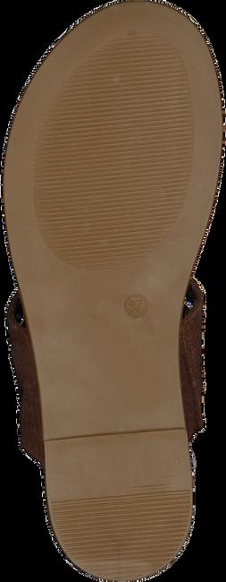 Bruine VERTON Sandalen S-10199  - large
