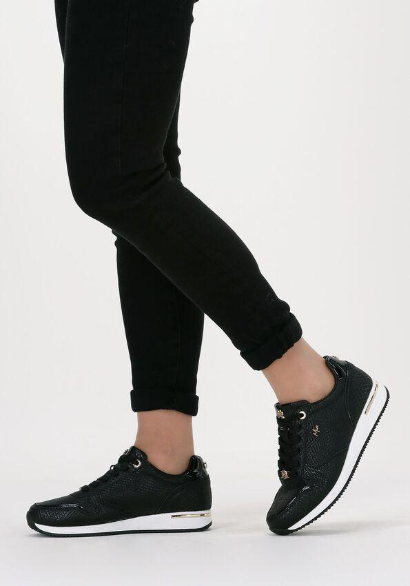 Zwarte MEXX Lage sneakers EKE  - larger
