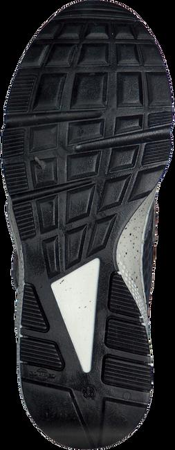 Zwarte RED-RAG Sneakers 15397  - large