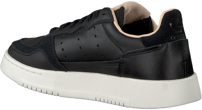 Zwarte ADIDAS Sneakers SUPERCOURT J  - large