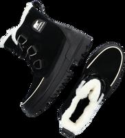 Zwarte SOREL Vachtlaarzen TORINO II WP  - medium