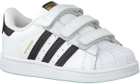 Witte ADIDAS Sneakers SUPERSTAR CF I  - medium