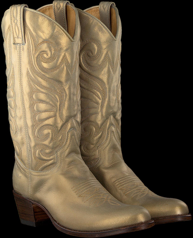 Gouden SENDRA Cowboylaarzen 11627   Omoda