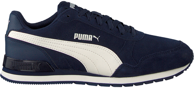 Blauwe PUMA Sneakers ST RUNNER V2 SD JR - large