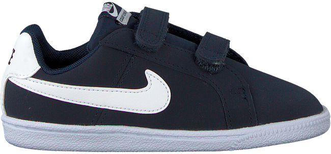 Blauwe NIKE Sneakers COURT ROYALE (TDV)  - large