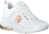 Witte GUESS Lage sneakers JARYDS  - small