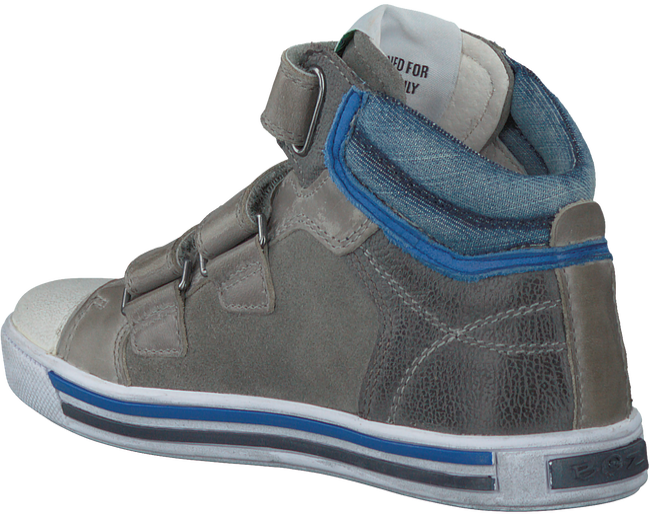 Grijze BRAQEEZ Sneakers 417352  - large