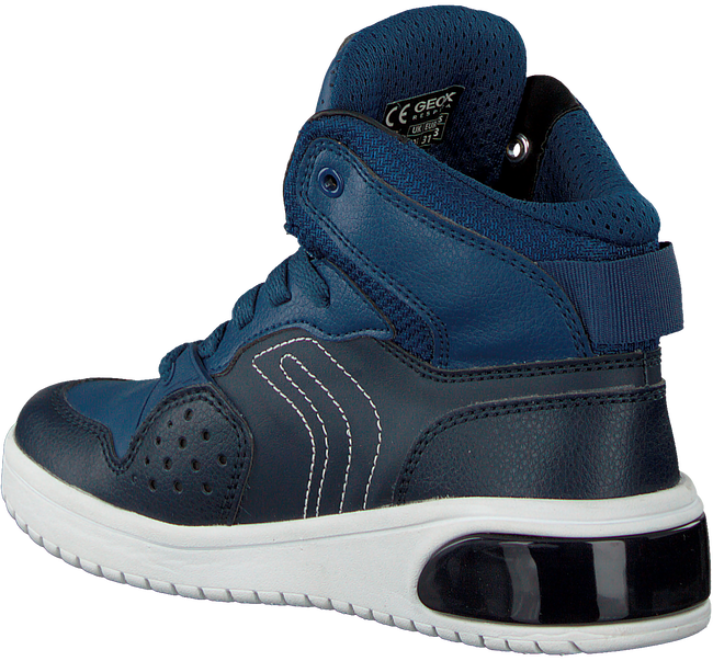 Blauwe GEOX Sneakers J947QA  - large