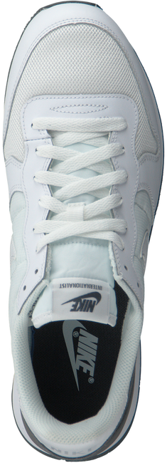 Witte NIKE Sneakers INTERNATIONALIST MEN  - large