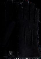 Zwarte UGG Handschoenen CONTRAST SHEEPSKIN GLOVE  - medium