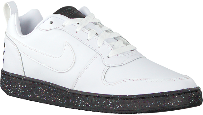 Witte NIKE Sneakers COURT BOROUGH LOW SE MEN  - large