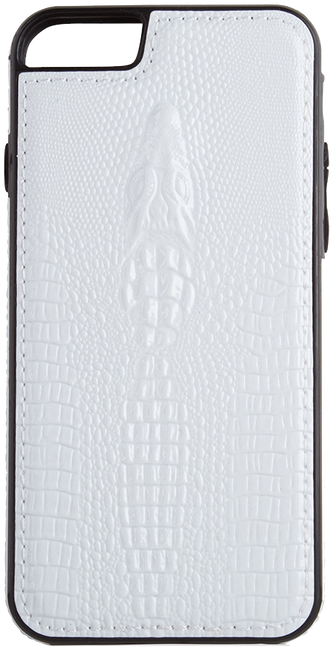 Witte COOL STOCKHOLM Telefoonhoesje IPHONE 6 CASES - large
