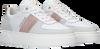 Witte CYCLEUR DE LUXE Lage sneakers LAUREN  - small
