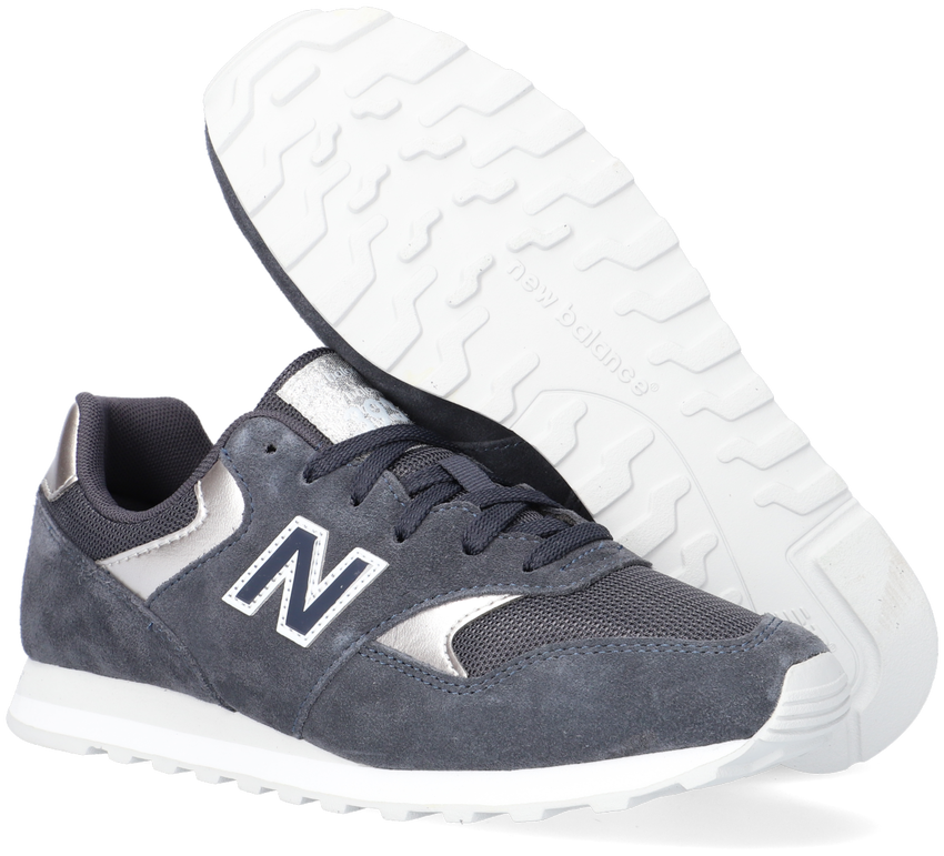Blauwe NEW BALANCE Lage sneakers WL393  - larger