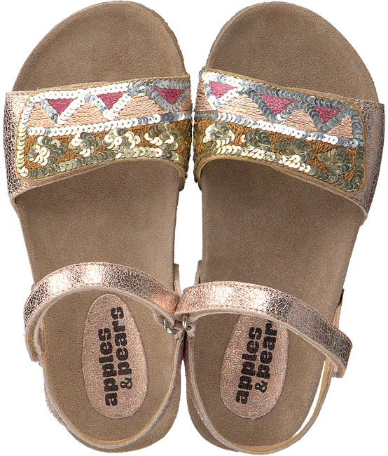 Roze APPLES & PEARS Sandalen CHANTAL  - large