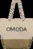 Beige OMODA Shopper 9216AP - small