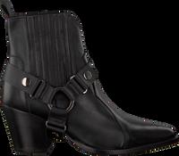 Zwarte TORAL Enkellaarsjes TL-12521 - medium
